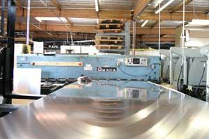 Fabcor Sheet Metal Fabrication La Orange County San